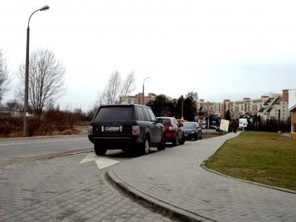ul.Geodetów