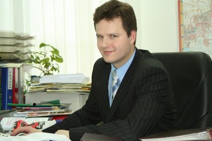 A. Bittel zastępca burmistrza Ursynowa / um.warszawa.pl