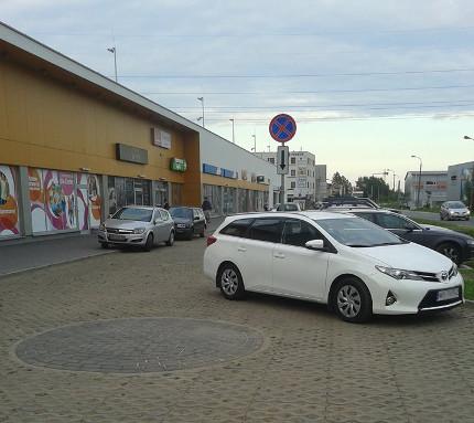 Centrum Józefosław - foto AŚ