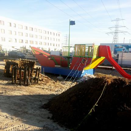 Plac zabaw ul. Tenisowa