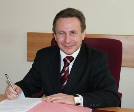 Sołtys Jan Adam Dąbek