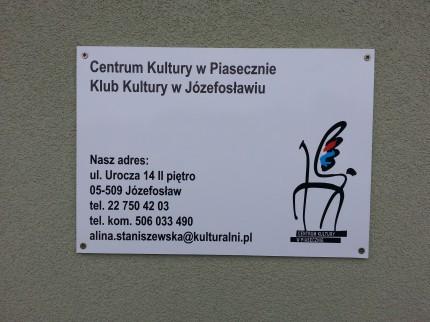 Klub Kultury Józefosław