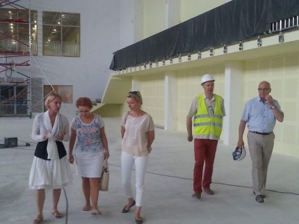 Radna K, Krzyszkowska-Sut, burmistrz Z. Lis fot. Biuro Burmistrza Z. Lisa