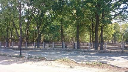 Park ul.  Ogrodowa Józefosław 6
