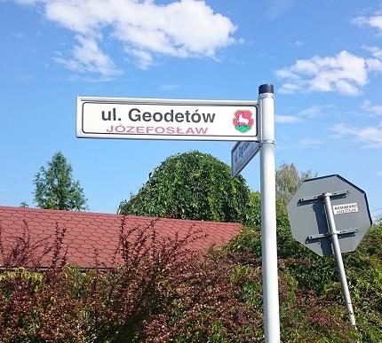 Geodetów