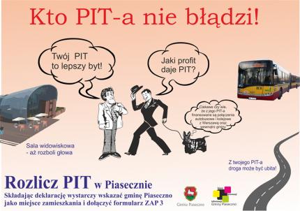 PIT Gmina Piaseczno