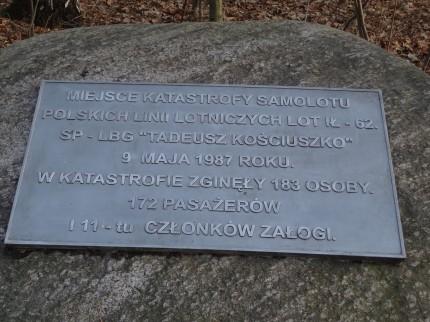 Pomnik Lask Kabacki J24