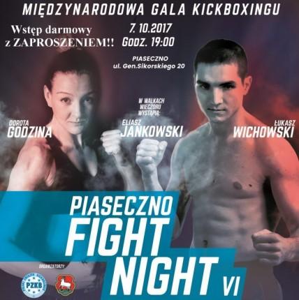fot. Fight Night Piaseczno