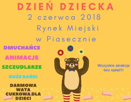 Fot. Gmina Piaseczno - Dzień Dziecka
