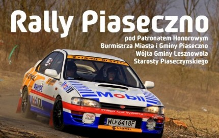 fot. Rally Piaseczno 2018