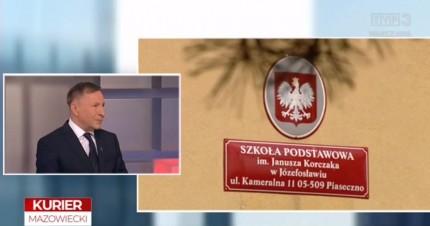 fot. Sołtys Józefosławia Jan A. Dąbek - Kurier Mazowiecki TVP3