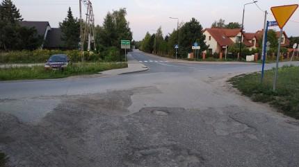 fot.  Wilanowska / Działkowa