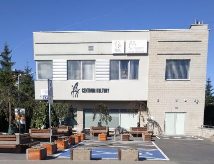 Centrum Klub Kultury Biblioteka Józefosław