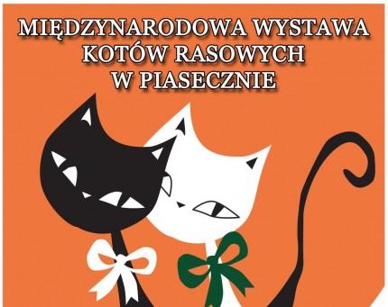 fot Międzynarodowa Wystawa Kotów Rasowych w Piasecznie