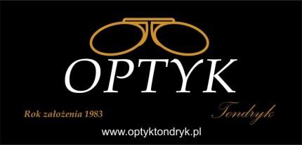 Optyk Tondryk - logo optyk.jpg