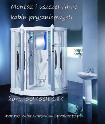MK SERVIS Montaż i uszczelnianie kabin prysznicowych Wanien ,umywalek ,sedesów ,bidetów (BIAŁY MONTAŻ) - 2.jpg