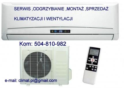 Serwis odgrzybianie wentylacji i klimatyzacji Józefosław Julianów Piaseczno - Klimatic_Air_Conditioner.jpg