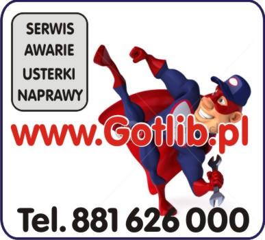 Naprawa pralek  Częstochowa  Serwis AGD,  Tel. 881626000 - Logo inne z 626.jpg