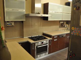 Mieszkanie 90 m2, 4 pokoje słoneczne ciche nowocześnie urządzone - 1-1_kuchnia.JPG