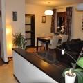 Mieszkanie 90 m2, 4 pokoje słoneczne ciche nowocześnie urządzone - 1_salon.JPG