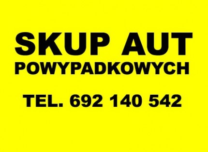 Skup Aut Powypadkowych!!! 692-140-542!!!  - SKUPAUT.jpg