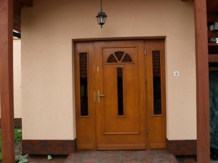 Drewniane drzwi na wymiar! - 8130981232.jpg