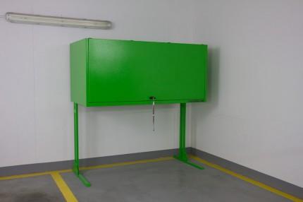 Garażowy Box - przechowalnia w garażu podziemnym - IMG_8165.JPG