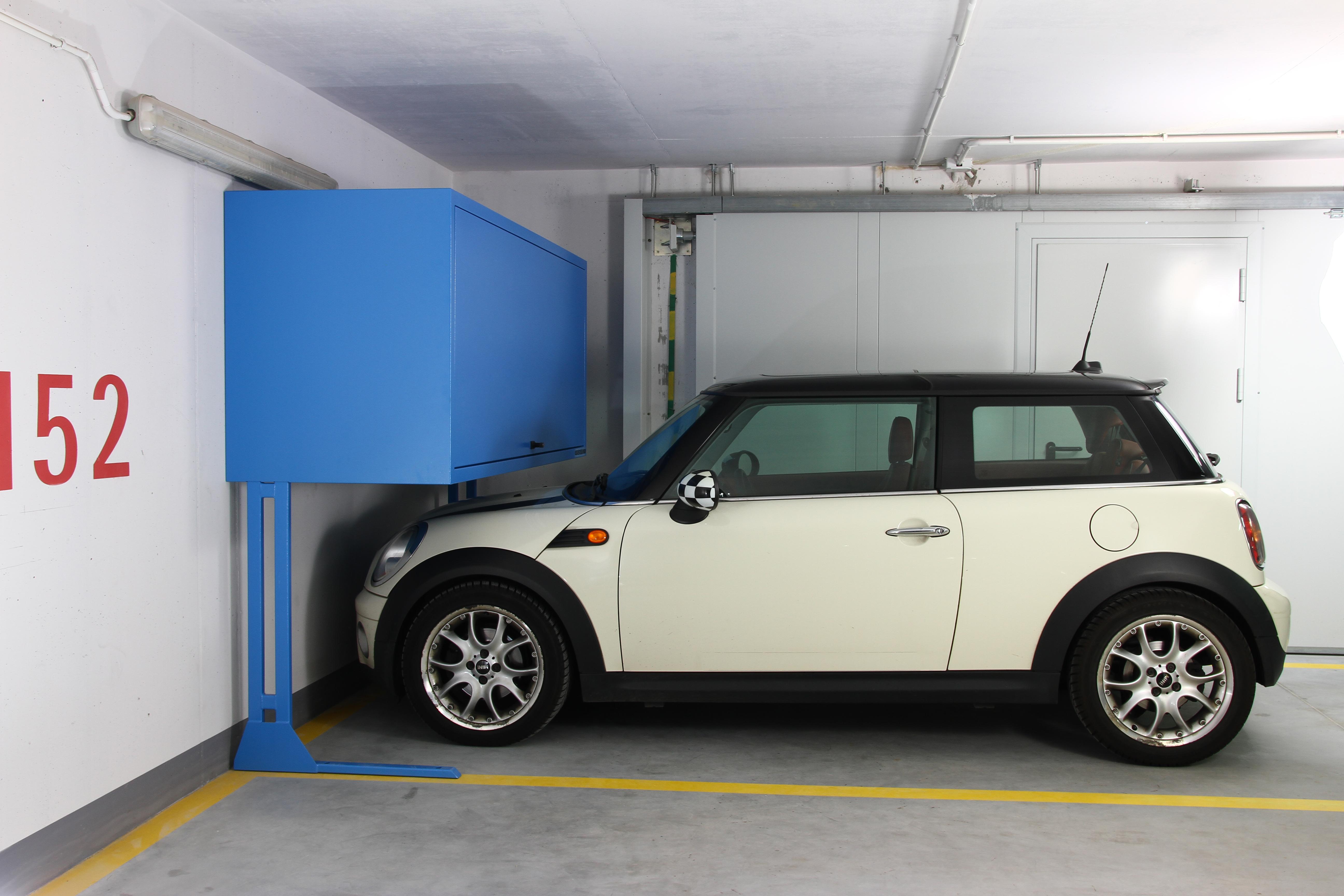 Garażowy Box - przechowalnia w garażu podziemnym - IMG_1099.JPG