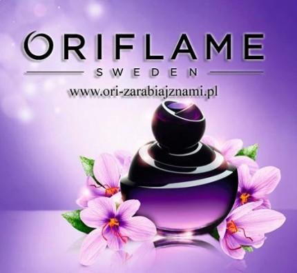 Zarabiaj z Oriflame, dodatkowo lub na stałe - 1_oriflame_dancing_lady.jpg