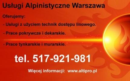 Usługi Alpinistyczne Warszawa Tel. 517-921-981 - aauslugi_alpinistycznex2.jpg