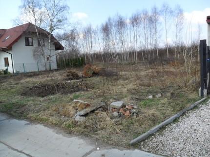 sprzedam  budowlaną działkę w Chyliczkach - SAM_0018.JPG