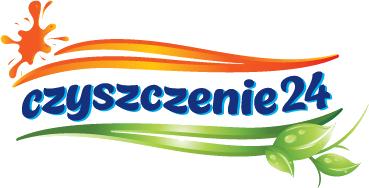 Pranie tapicerki samochodowej - logo czyszczenie 24.png