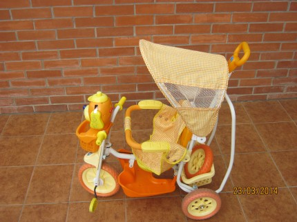 Sprzedam wesoły  rowerek dla dziecka:-) - 001.JPG