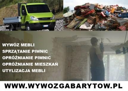 Sprzątanie piwnic i wywóz gabarytów - gabaryty.jpg