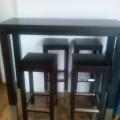 sprzedam stoł barowy z krzesłami firmy Okk Otlewski - IMG_20150713_143633.jpg