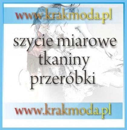 Krawcowa Kraków  przeróbki , szycie - Krakmoda.JPG