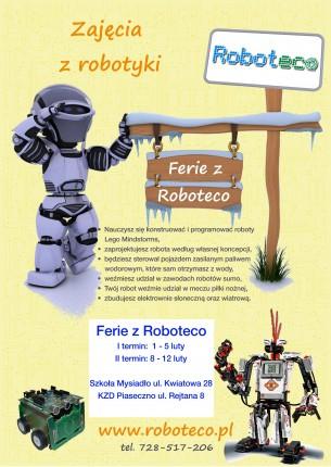 Półkolonie zimowe dla dzieci w Piasecznie - RobotecoPiaseczno1.jpg