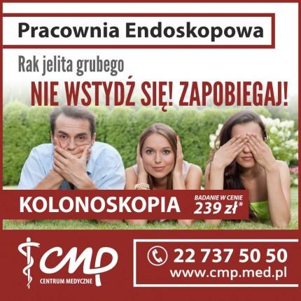 NIE WSTYDŹ SIĘ! ZAPOBIEGAJ! Badanie kolonoskopowe w Centrum Medycznym CMP Piaseczno - Warszawa - kolonoskopia_nowa_FB.jpg