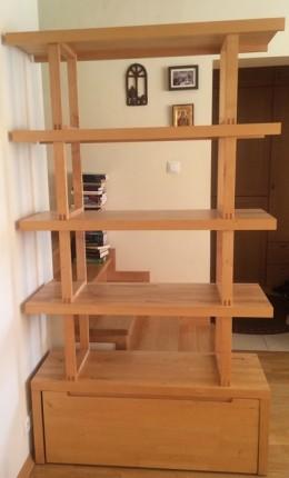 IKEA Regał nie tylko na książki - połka_2.jpg