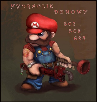 Hydraulik Julianów 507508684  - Hydraulik Mario.jpg