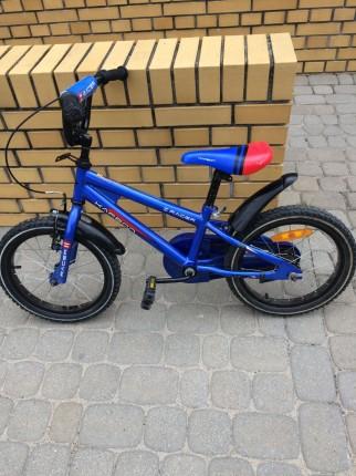 """Rower chlopiecy 16"""" - rower_1.jpg"""