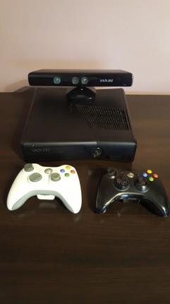 Xbox 360 Kinect dwa pady 9 gier - 20170527_172745.jpg
