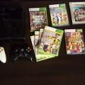 Xbox 360 Kinect dwa pady 9 gier - 20170527_172729.jpg