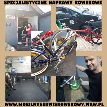Naprawiamy każdy model Roweru , także rowery trójkołowe, wózki inwalidzkie, dziecinne wózki biegowe - naprawyrowerowe.jpg