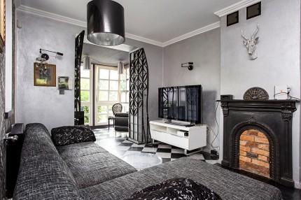 Dom wolnostojący w stylu skandynawskim - Spacerowa2.JPG