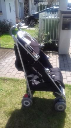 Sprzedam wózek dziecięcy Maclaren techno xlr - 20180414_132332.jpg