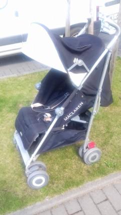 Sprzedam wózek dziecięcy Maclaren techno xlr - 20180414_132403.jpg