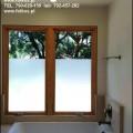 Folie na okna łazienkowe -balkony, witryny, drzwi i okna Józefosław - Łazienka 1.jpg