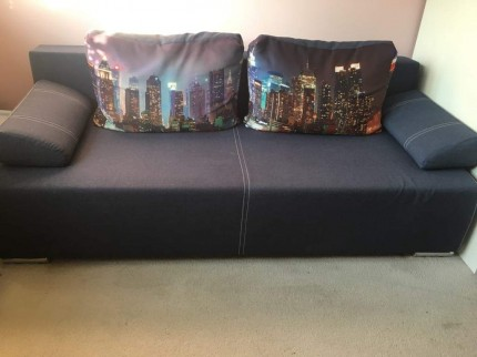 Sprzedam sofę rozkładaną - received_869049806845238.jpeg