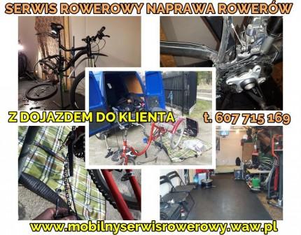 Naprawa rowerów i sprzętu fitness z dojazdem Józefosław - 9qqzh1ughy7kxc8.jpg